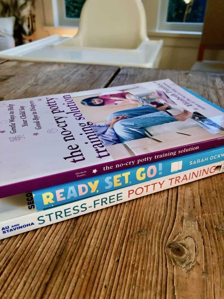 Helpful Potty Training Books for Moms