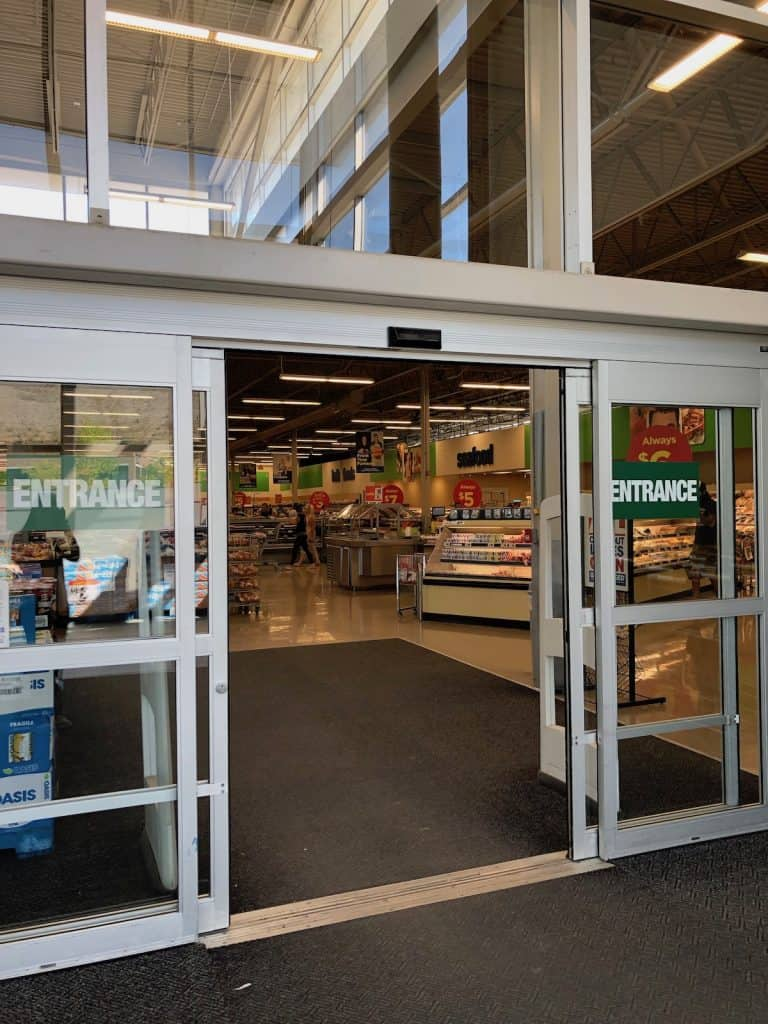 How to Use PC Insiders- Tips for Shopping at Loblaw Banner Stores - Automatic Doors