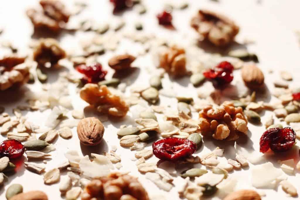 Cranberry Pumpkin Seed Granola Recipe