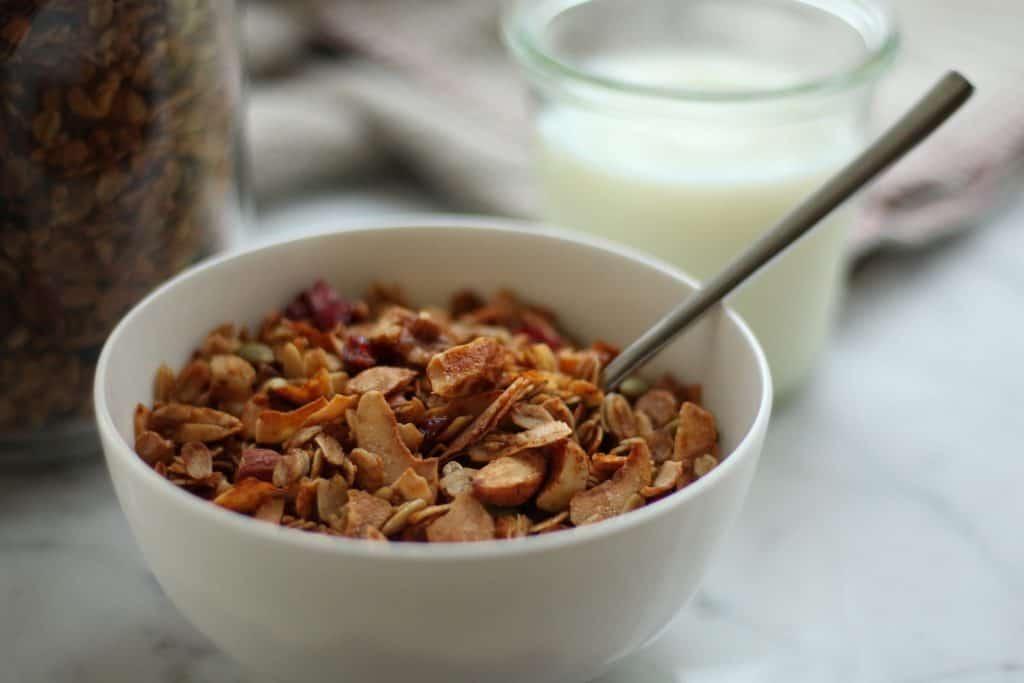 Organic Gluten-Free Granola