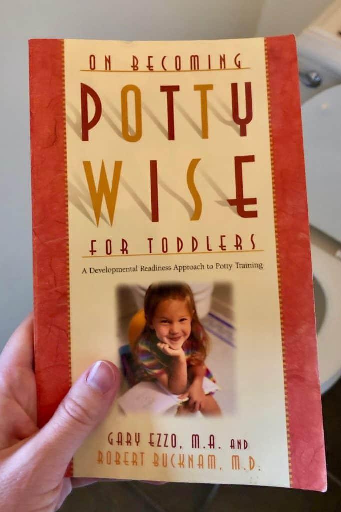 Potty Wise - Toilet Training Instruction Manual