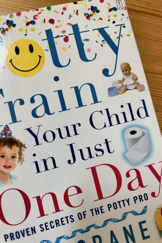 The Potty Party Book - Potty Train in One Day