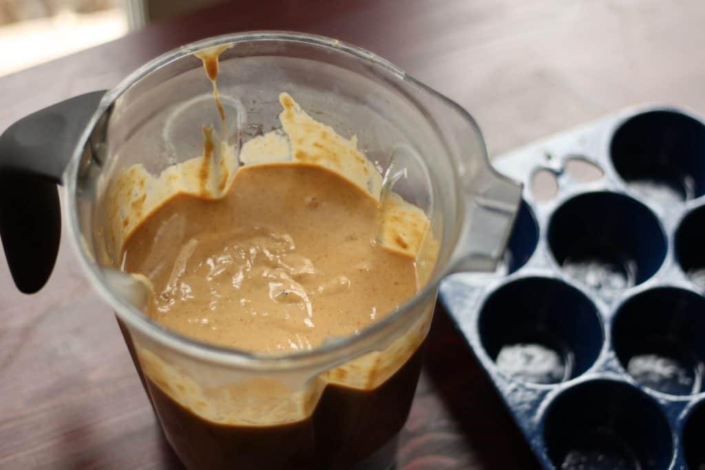 Vitamix Blender Muffin Recipe - Healthy