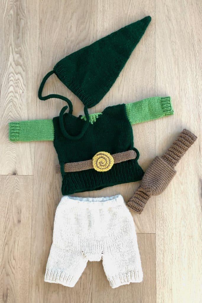 Baby Zelda Halloween Costume - The Legend of Baby Zelda - Mamas Must Haves - Ravelry