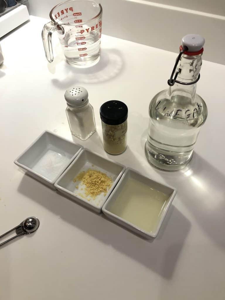 Dairy Free Mayo - Homemade