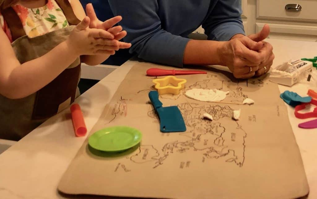 How to Make Children's Clay Christmas Ornaments