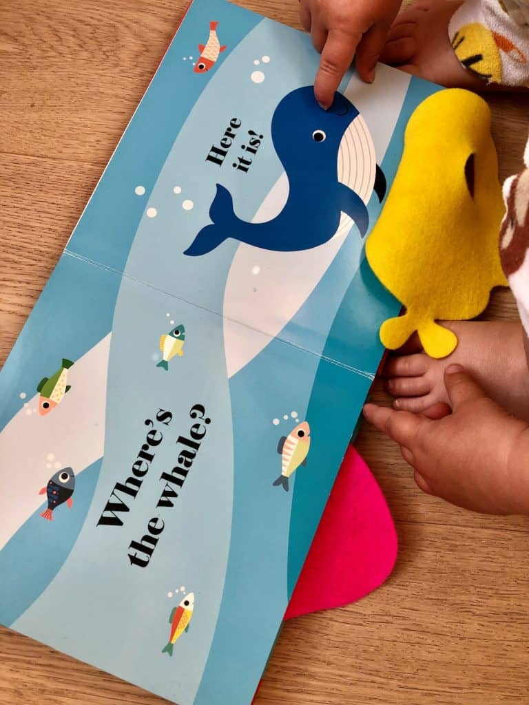 Best Books for a 1 Year Old Child
