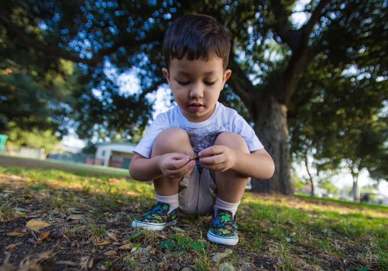 Summer Scavenger Hunt Activity For Toddlers or Preschoolers