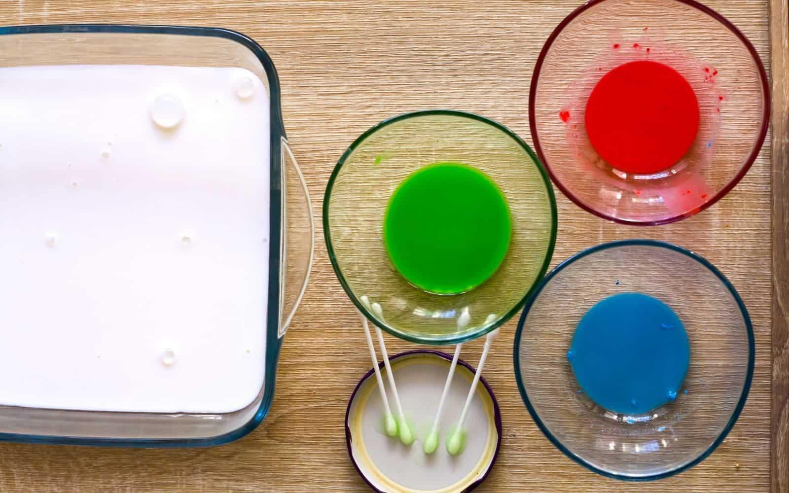 preschool science activity ideas