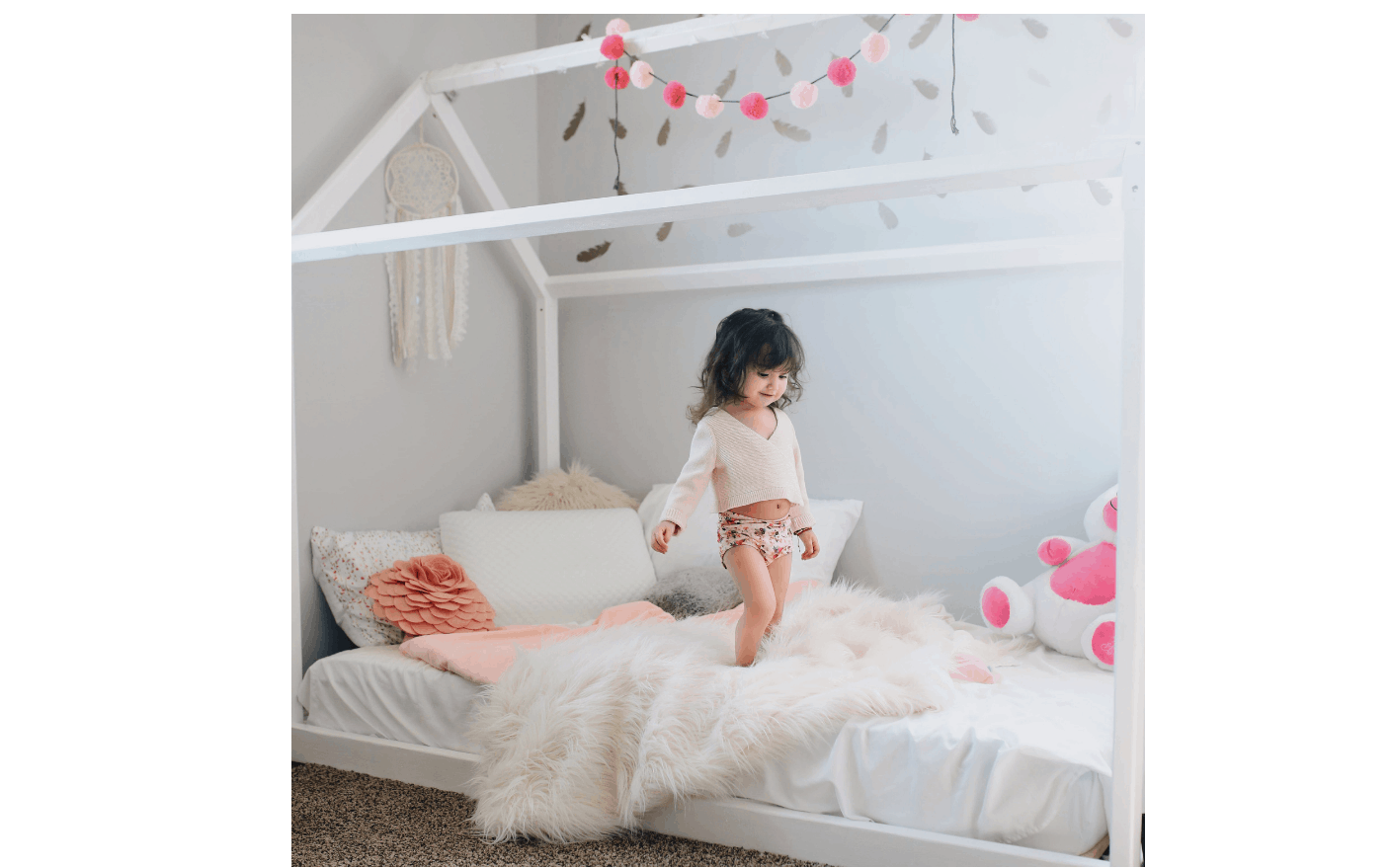 montessori bed for toddler