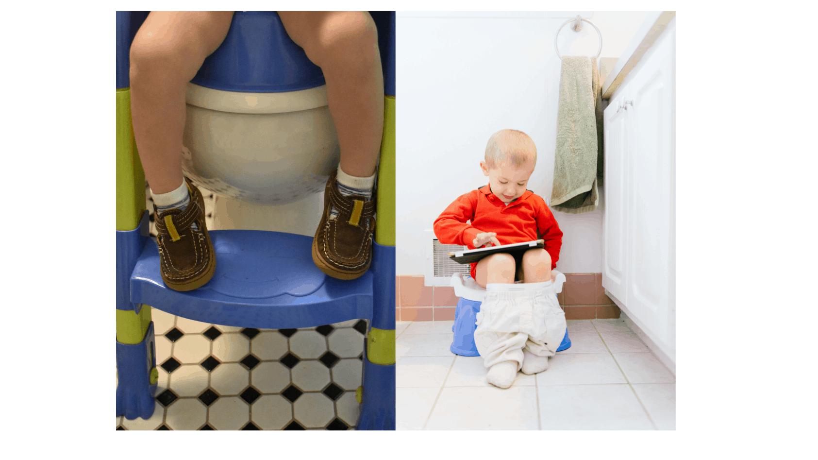 montessori potty training
