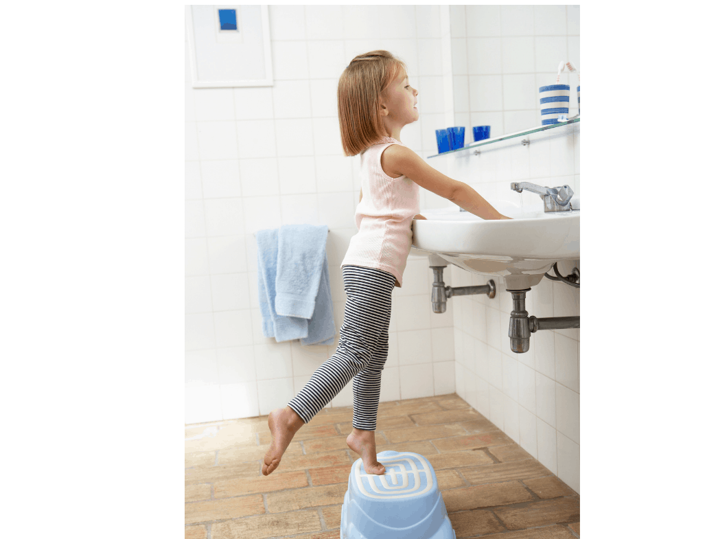 montessori bathroom setup ideas