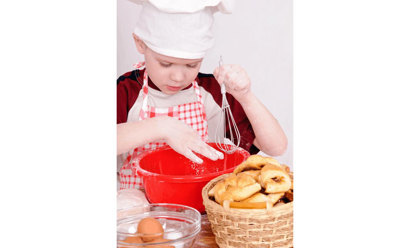 montessori kitchen tips